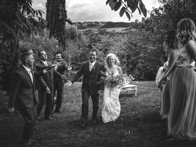 Il matrimonio di Ruston e Bonnie a Pergola, Pesaro - Urbino 88