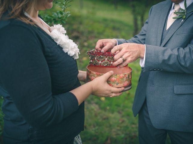 Il matrimonio di Ruston e Bonnie a Pergola, Pesaro - Urbino 90