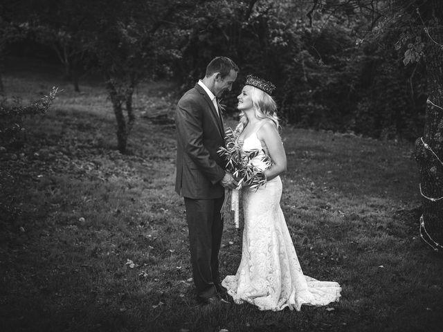 Il matrimonio di Ruston e Bonnie a Pergola, Pesaro - Urbino 91