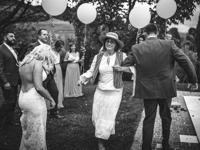 Il matrimonio di Ruston e Bonnie a Pergola, Pesaro - Urbino 95