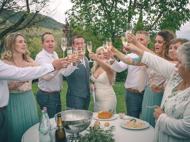 Il matrimonio di Ruston e Bonnie a Pergola, Pesaro - Urbino 101
