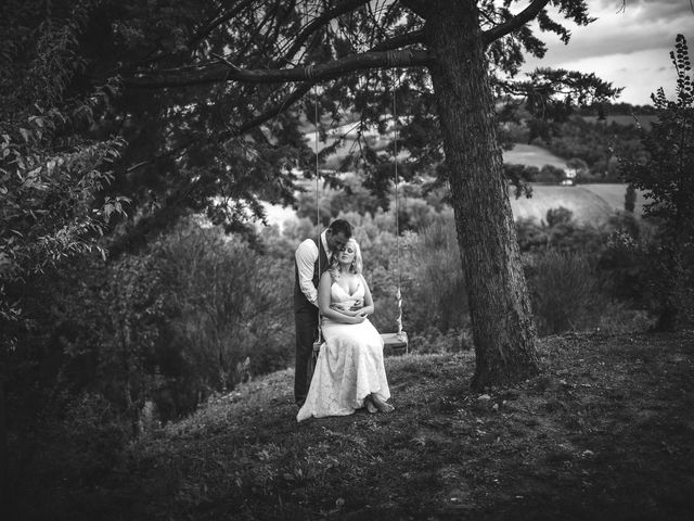 Il matrimonio di Ruston e Bonnie a Pergola, Pesaro - Urbino 103