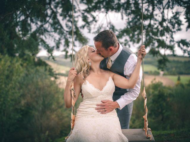 Il matrimonio di Ruston e Bonnie a Pergola, Pesaro - Urbino 105