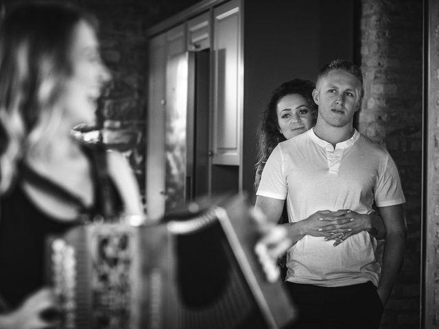 Il matrimonio di Ruston e Bonnie a Pergola, Pesaro - Urbino 115