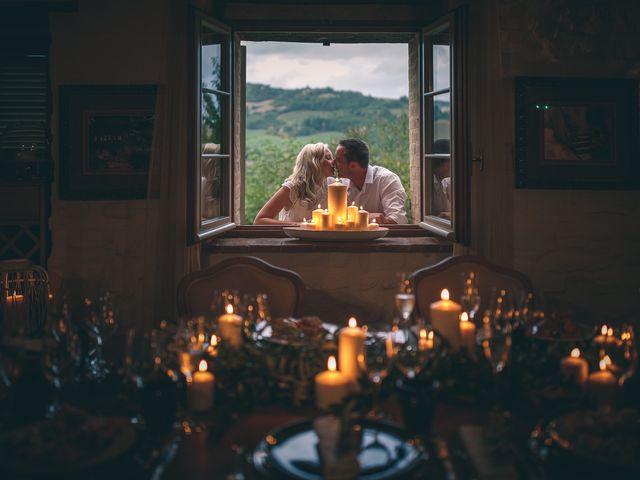 Il matrimonio di Ruston e Bonnie a Pergola, Pesaro - Urbino 117