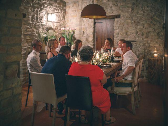 Il matrimonio di Ruston e Bonnie a Pergola, Pesaro - Urbino 118