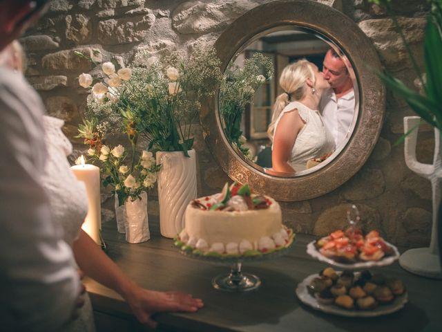 Il matrimonio di Ruston e Bonnie a Pergola, Pesaro - Urbino 129