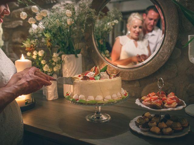 Il matrimonio di Ruston e Bonnie a Pergola, Pesaro - Urbino 130