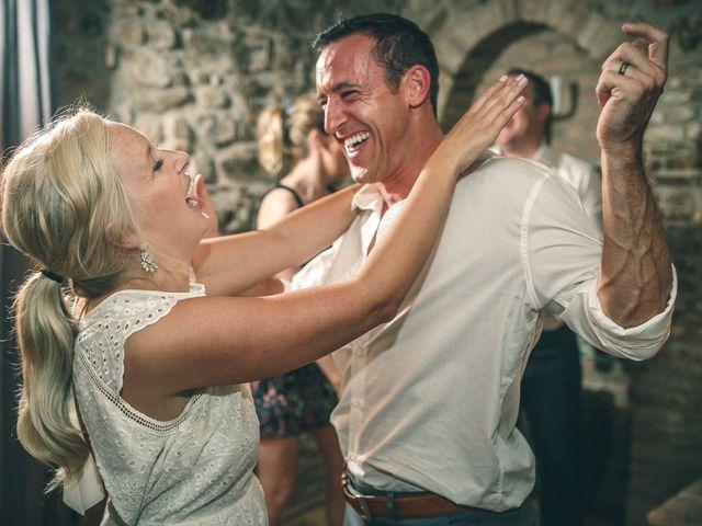 Il matrimonio di Ruston e Bonnie a Pergola, Pesaro - Urbino 135