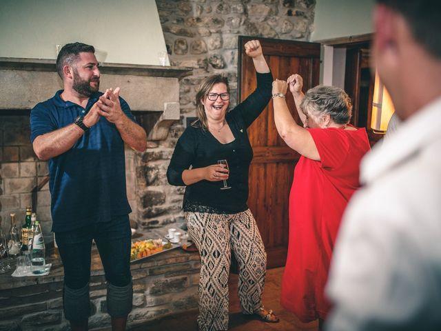 Il matrimonio di Ruston e Bonnie a Pergola, Pesaro - Urbino 143