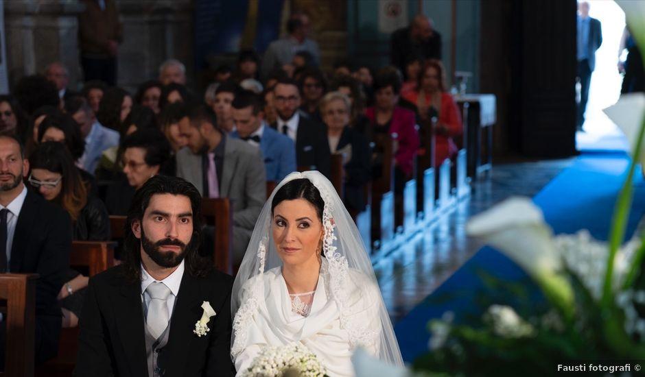 Il matrimonio di Arsenio e Giovanna a Polla, Salerno