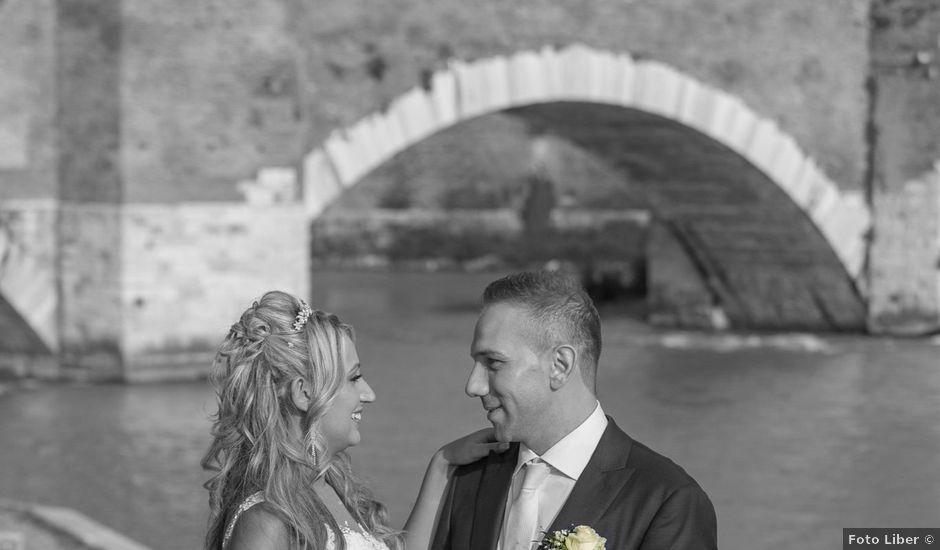 Il matrimonio di Marco e Monica a Verona, Verona
