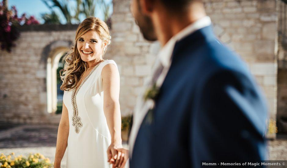 Il matrimonio di Giuseppe e Celia a Ragusa, Ragusa