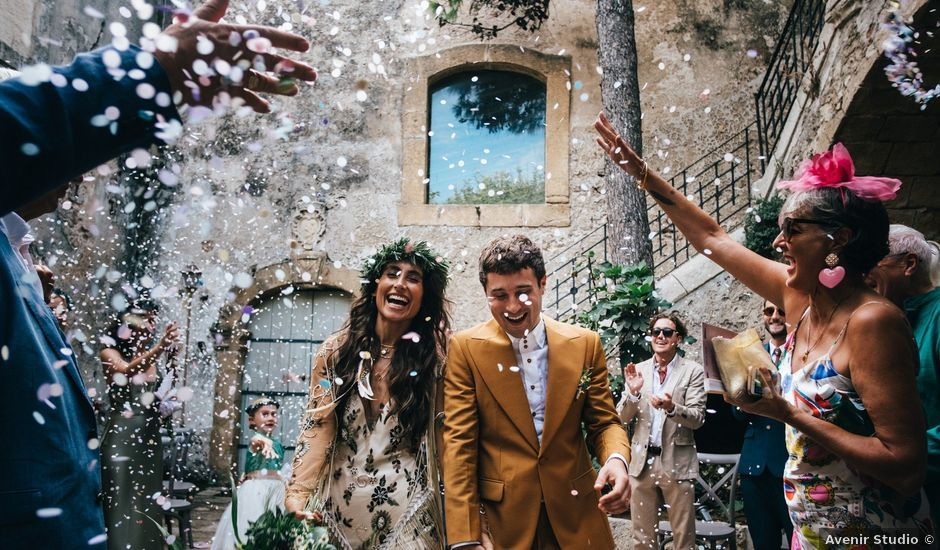 Il matrimonio di Max e Lindsay a Siracusa, Siracusa