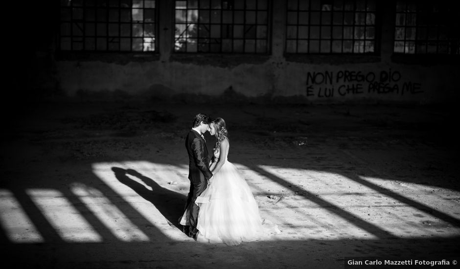 Il matrimonio di Matteo e Claudia a Poppi, Arezzo