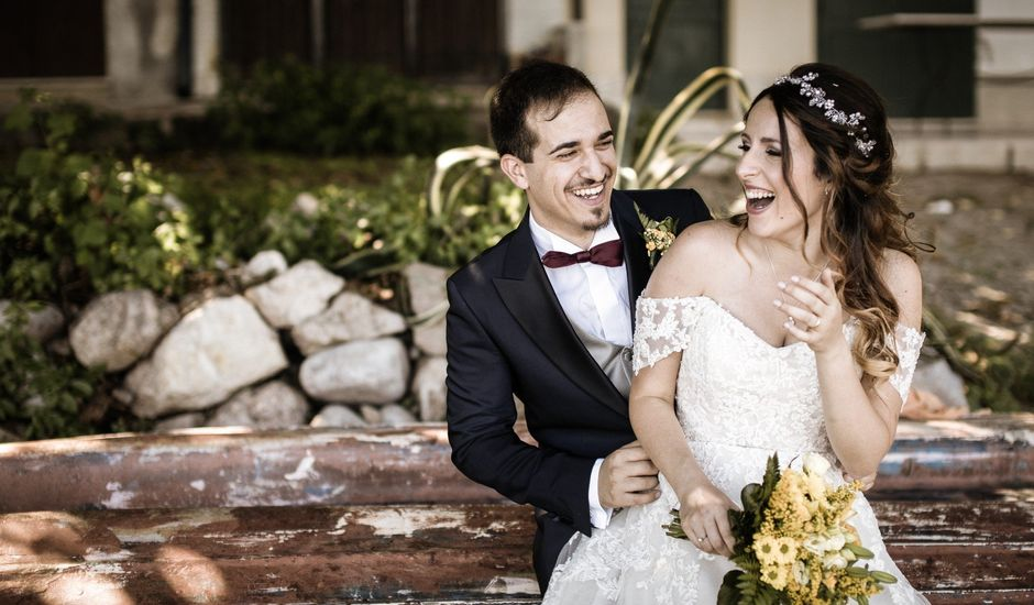 Il matrimonio di Vanessa e Alberto a Trabia, Palermo