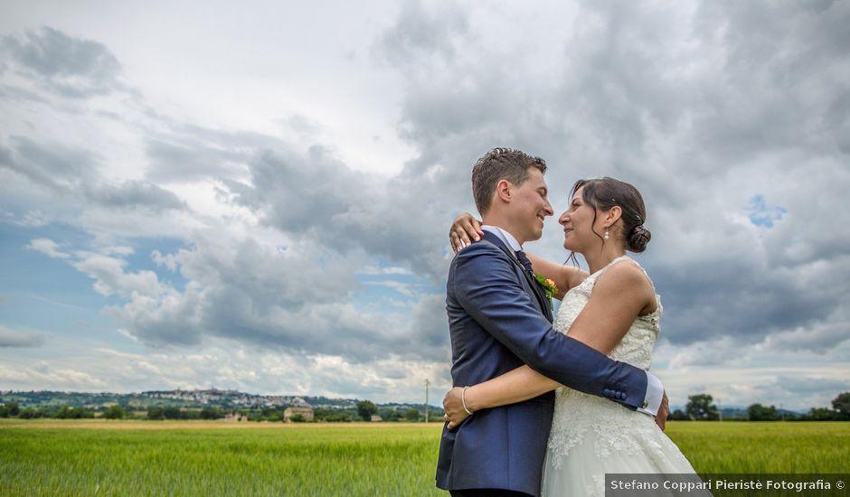 Il matrimonio di Mirko e Valentina a Corridonia, Macerata