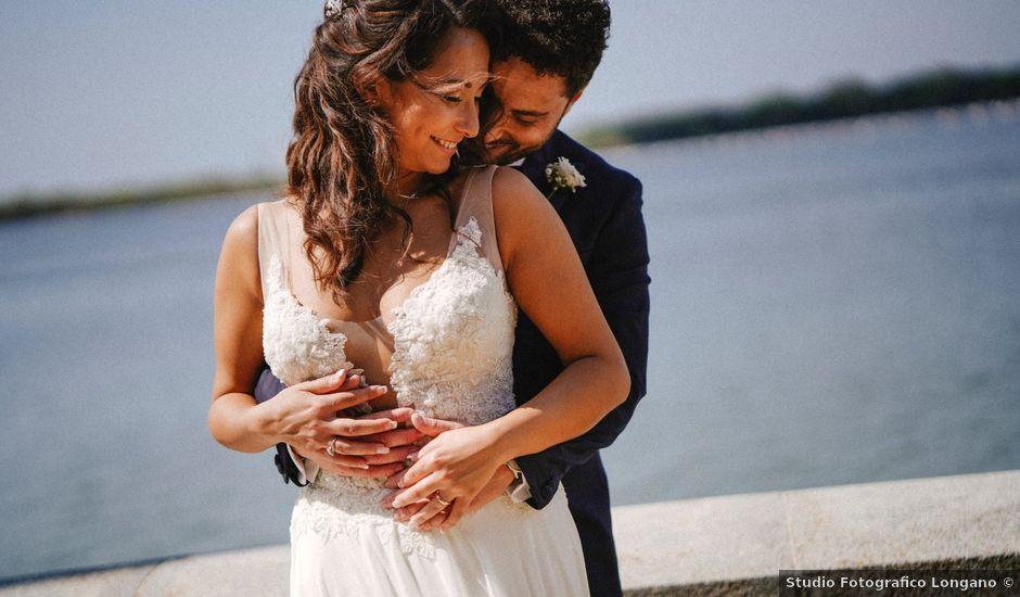 Il matrimonio di Veronica e Tammaro a Pomigliano d'Arco, Napoli