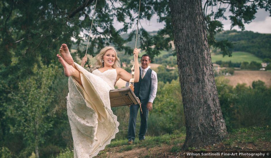 Il matrimonio di Ruston e Bonnie a Pergola, Pesaro - Urbino