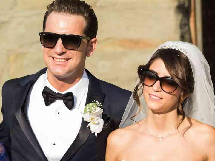 Le nozze di Erica e Giuliano
