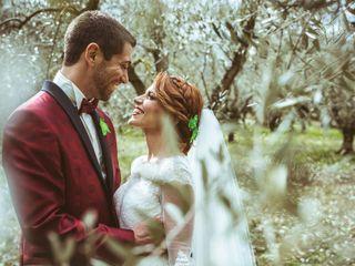Le nozze di Aurora e Valerio