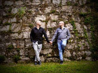 Le nozze di Patrick e Gilles 1