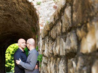 Le nozze di Patrick e Gilles 3