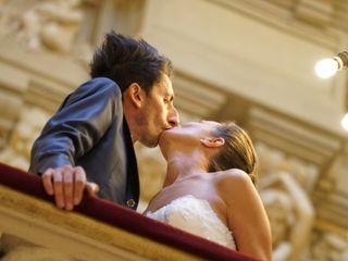 Le nozze di Lorena e Giuliano