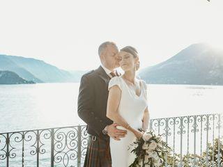 Le nozze di Megan e John