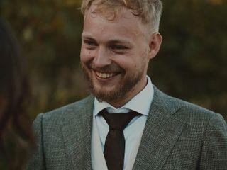 Le nozze di Mike Van Den Heuvel e Raïssa Faber 3