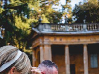 Le nozze di Sena e Alex 1