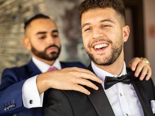 Le nozze di Solange e Bishoy 2