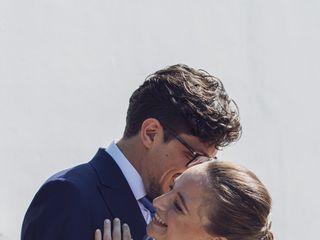 Le nozze di Giulia e Simone 1
