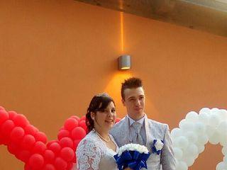 Le nozze di Sara e Diego 1