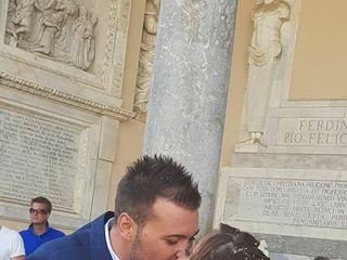 le nozze di Jessica e Nunzio 1