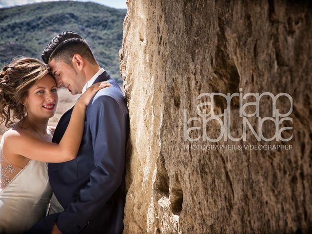 Il matrimonio di Valerio  e Niki a Nicosia, Enna 2