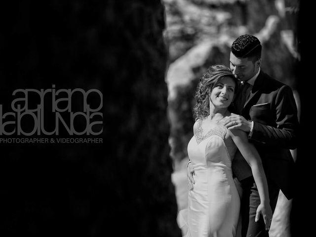 Il matrimonio di Valerio  e Niki a Nicosia, Enna 1
