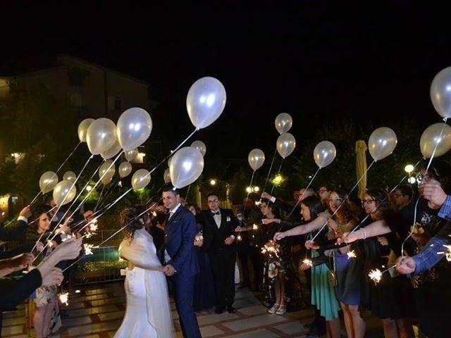 Il matrimonio di Valerio  e Niki a Nicosia, Enna 6