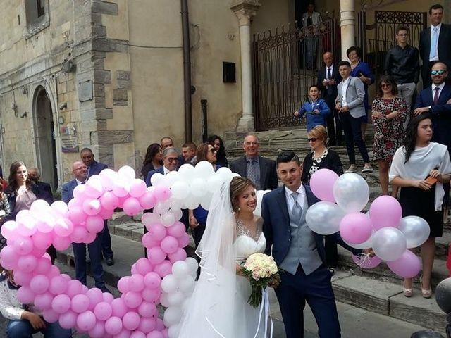 Il matrimonio di Valerio  e Niki a Nicosia, Enna 8