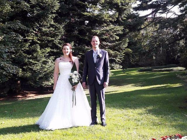 Il matrimonio di alessandra e andrea  a Calolziocorte, Lecco 1