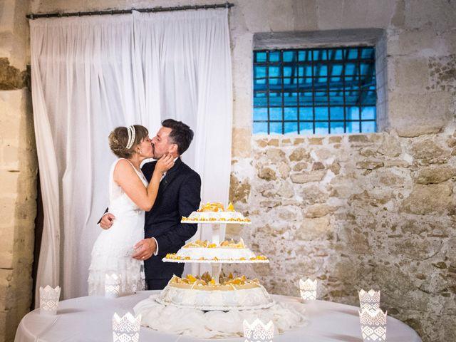 le nozze di Ilaria e Giorgio