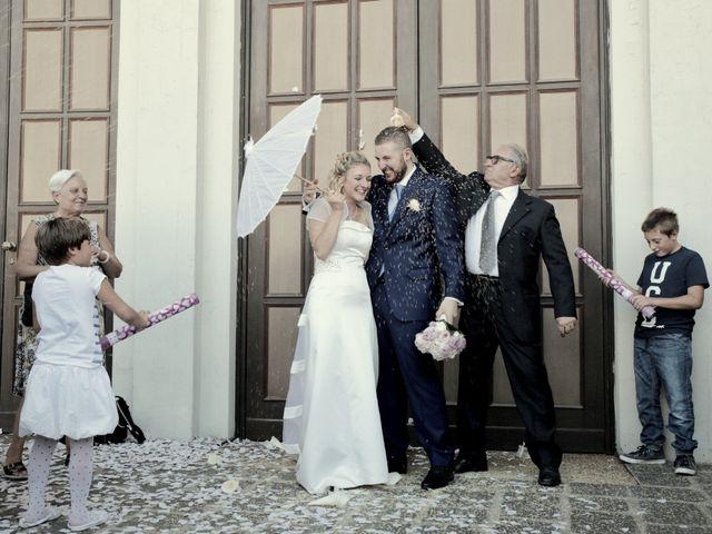 Il matrimonio di savino e smeralda a Milano, Milano 15