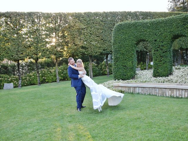 Il matrimonio di savino e smeralda a Milano, Milano 37