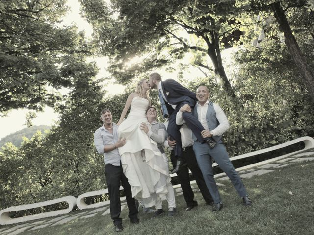 Il matrimonio di savino e smeralda a Milano, Milano 42