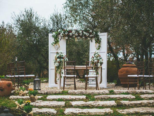 Il matrimonio di Valerio e Aurora a Viterbo, Viterbo 11