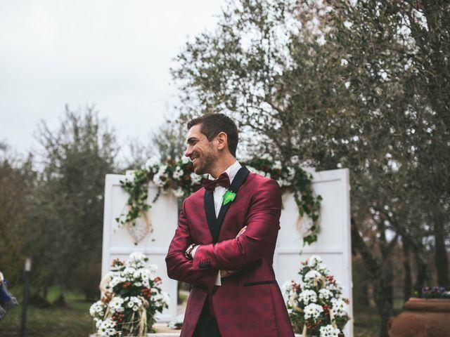 Il matrimonio di Valerio e Aurora a Viterbo, Viterbo 27
