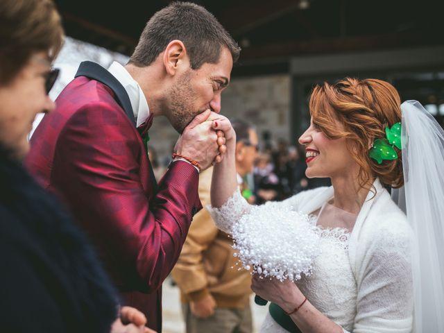 Il matrimonio di Valerio e Aurora a Viterbo, Viterbo 29