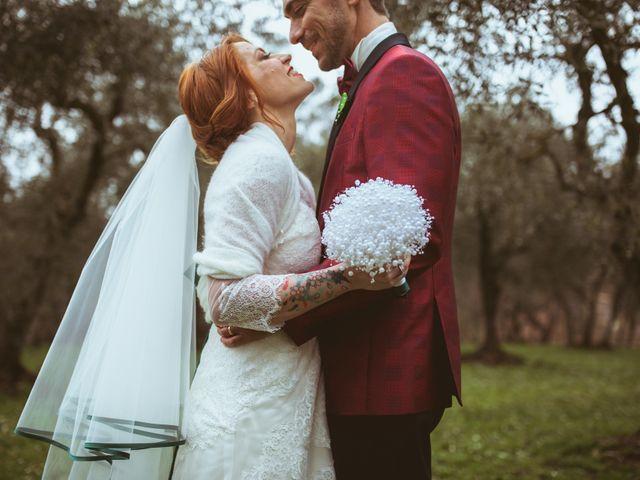 Il matrimonio di Valerio e Aurora a Viterbo, Viterbo 37