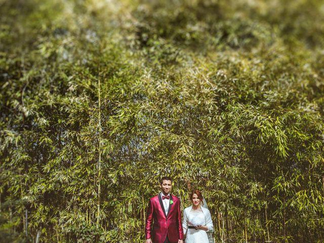 Il matrimonio di Valerio e Aurora a Viterbo, Viterbo 43