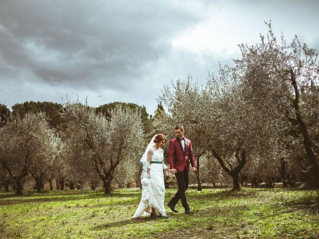 Il matrimonio di Valerio e Aurora a Viterbo, Viterbo 44